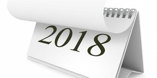 2018 Yılı Defter Tutma Halleri